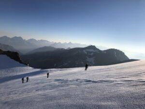 Gletschertrekking